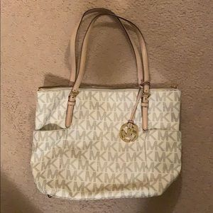 Michael Kors Logo handbag